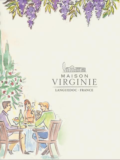 Maison virginie des vins faits maison for Virginie maison